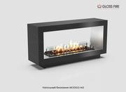 Напольный биокамин MODULE-m2 ТМ Gloss Fire